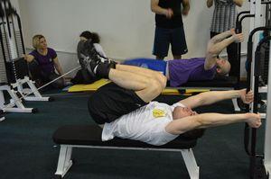 Сергей бубновский болят колени что делать упражнения